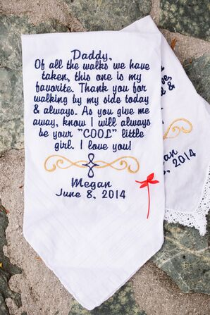 Parents Gifts from U.S. Virgin Islands Destination Wedding