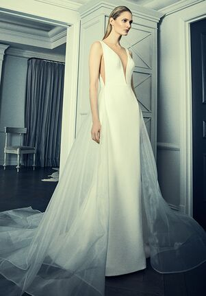 Romona Keveza Collection RK8400+SKT A-Line Wedding Dress