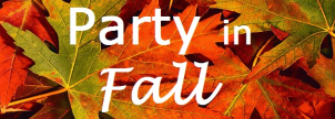 4 Ways to Party in Fall!