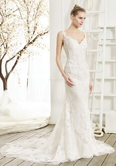 Beloved by Casablanca Bridal BL214 Sanguine Sheath Wedding Dress
