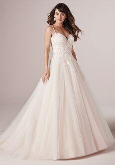 Rebecca Ingram POPPY 20RN222 A-Line Wedding Dress