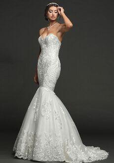 Avery Austin Julia Mermaid Wedding Dress