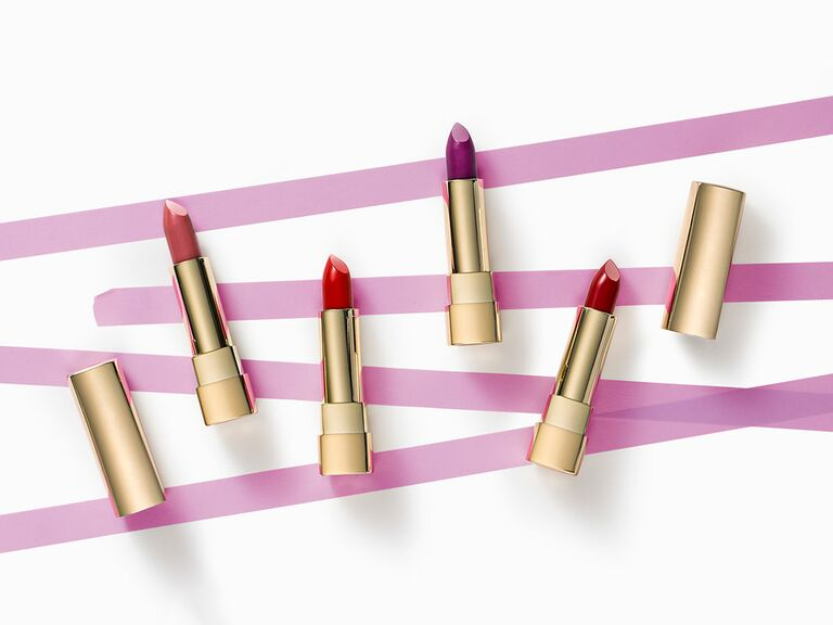 Which Lip Product Is Right For Your Wedding Day Beauty Look?