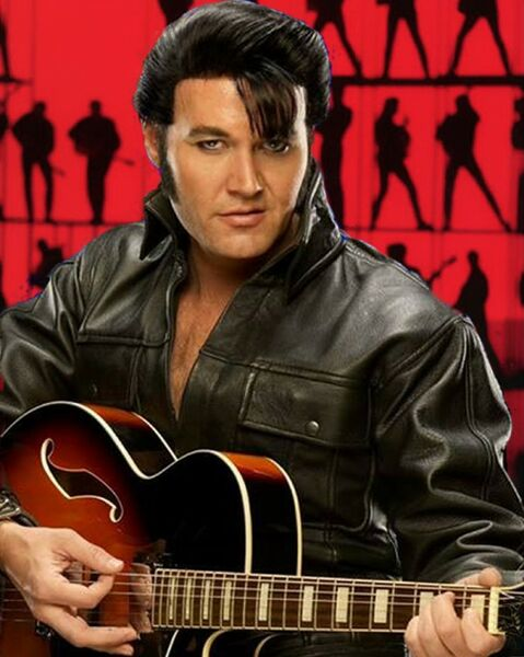 Travis Allen #1 Elvis In Las Vegas - Elvis Impersonator - Las Vegas, NV