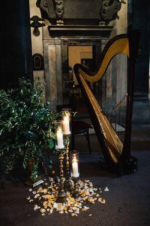 Ceremony Harp