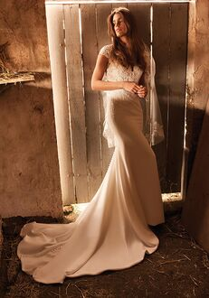 Lillian West 66121 Mermaid Wedding Dress