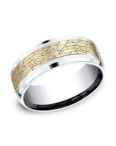 Benchmark CF818374 Gold Wedding Ring