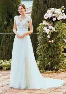 Sincerity Bridal 44207 A-Line Wedding Dress