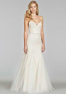 Jim Hjelm 8400 Mermaid Wedding Dress