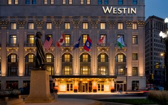 Hotel Wedding Venues In Detroit Mi The Knot