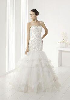 Adriana Alier JUNO Mermaid Wedding Dress