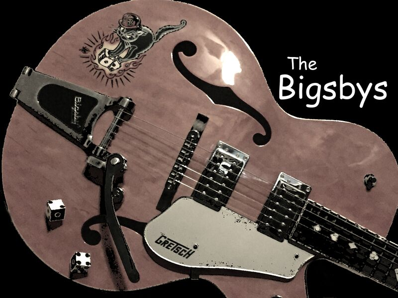 The Bigsbys - Oldies Band - Brea, CA