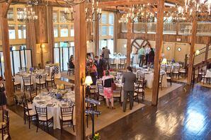 The Barn at Gibbet Hill Reception