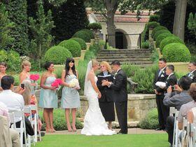 Sacred Ties, Wedding Officiant