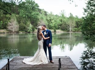 To say that Courtney Hubbard (30 and a neonatal nurse) and Jason Cohen (38 and an insurance sales manager) loaded their wedding