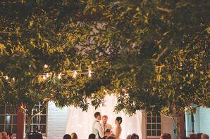 Quaker Wedding Ceremony at Historic Fifth Street School