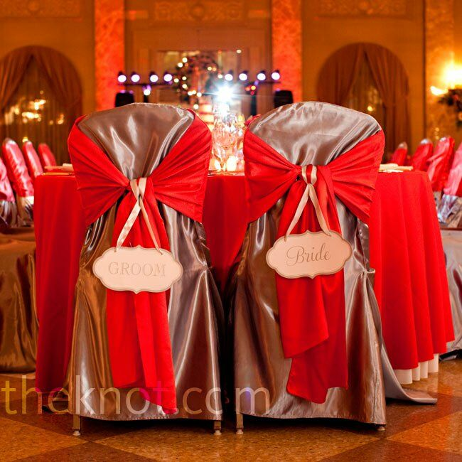 Outstanding A Winter Wedding In St Louis Mo Squirreltailoven Fun Painted Chair Ideas Images Squirreltailovenorg