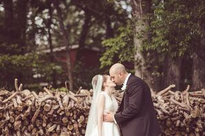 County Line Orchard Wedding Reception