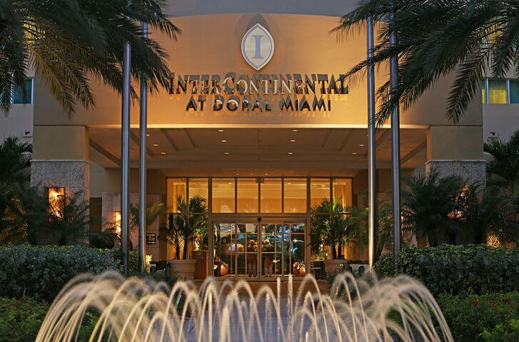 Hotel Intercontinental Miami Doral