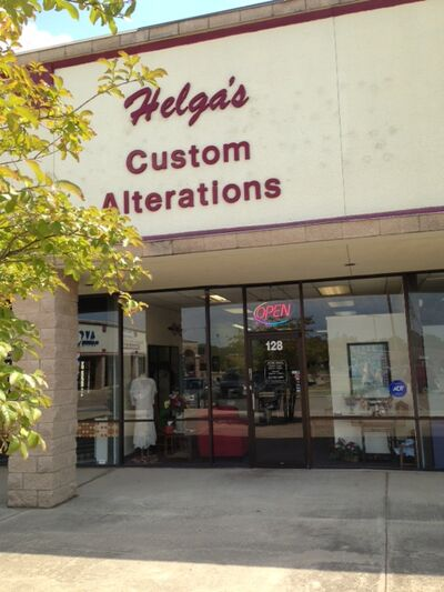 Helga's Custom Alterations