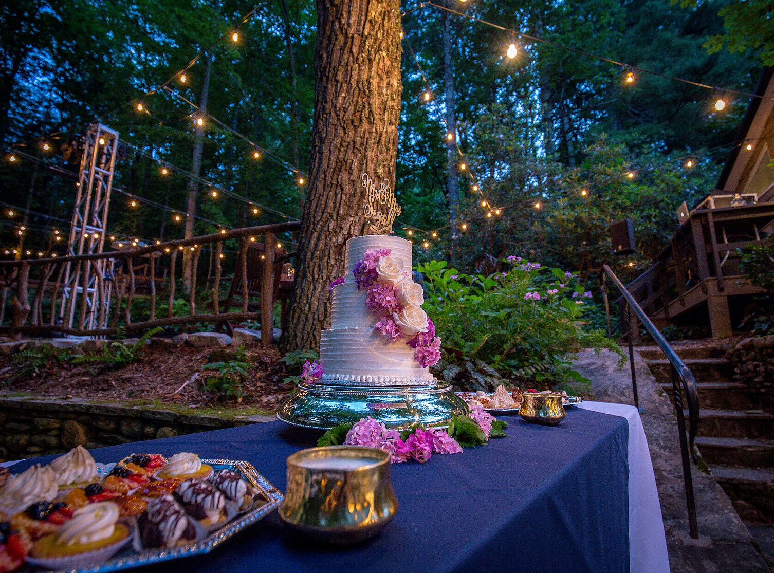 Willow Falls Weddings and Events - Hendersonville, NC