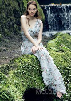 CocoMelody Bridesmaid Dresses PR3509 One Shoulder Bridesmaid Dress