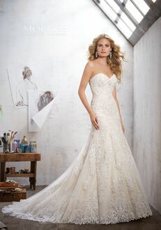 Morilee by Madeline Gardner Mackinley/8102 A-Line Wedding Dress