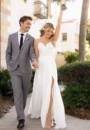 Stella York 7086 A-Line Wedding Dress