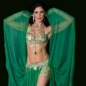Cincinnati, OH Belly Dancer | Emily Marie