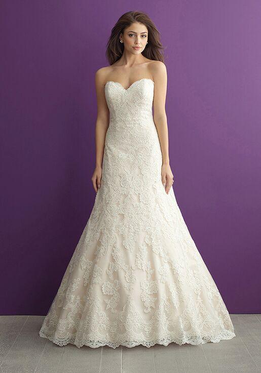 Allure Romance 2952 A-Line Wedding Dress