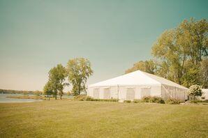 Tent Reception at Stony Creek Metropark