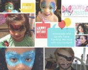 Bakersfield, CA Face Painting | Colorful Creations