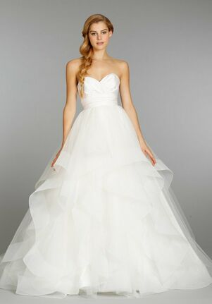 Hayley Paige 6358 - Londyn Ball Gown Wedding Dress