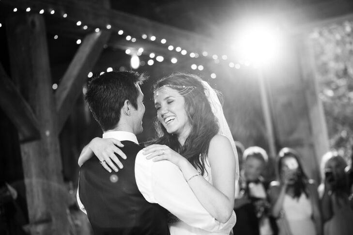 The First Dance at Cherry Basket Farm