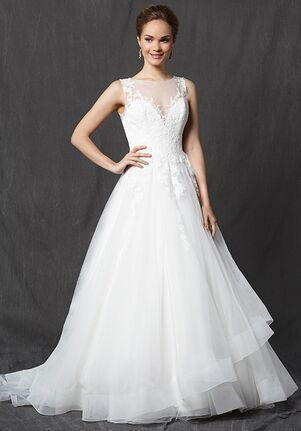 Michelle Roth for Kleinfeld Tori A-Line Wedding Dress