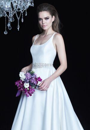 Paloma Blanca 4764 A-Line Wedding Dress