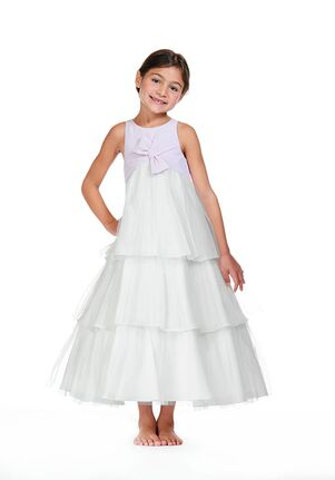 Bari Jay Flower Girls F0918 Ivory Flower Girl Dress