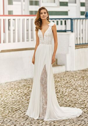 Rosa Clará Soft HADA Sheath Wedding Dress