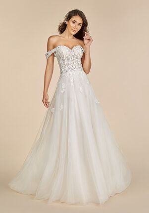 Moonlight Tango T891 A-Line Wedding Dress