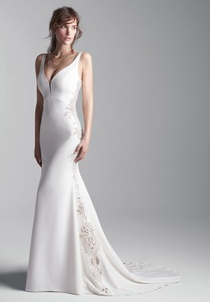 Sottero and Midgley ABBOTT DAWN Sheath Wedding Dress
