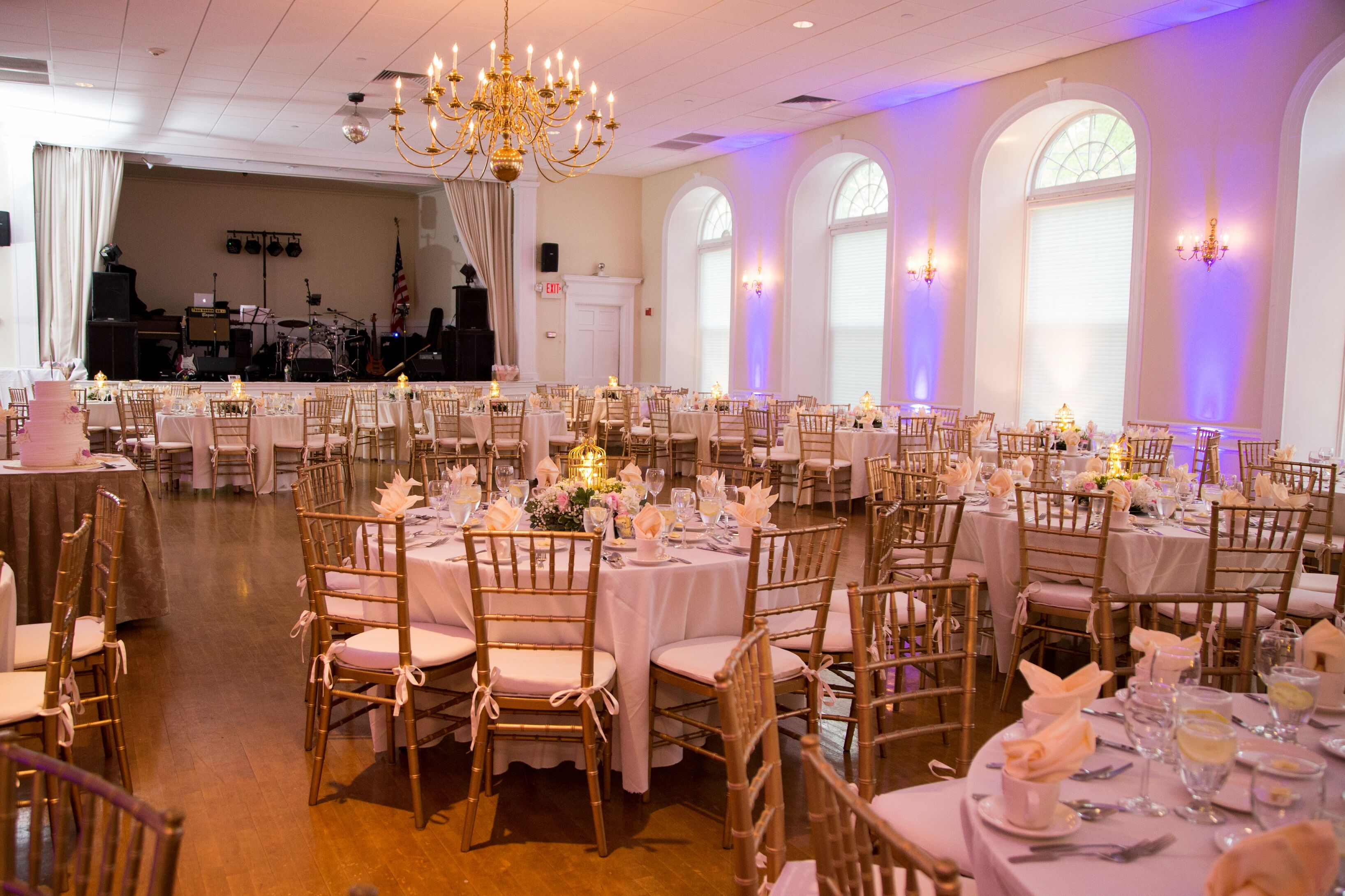 The Neighborhood Club Of Quincy Reception Venues