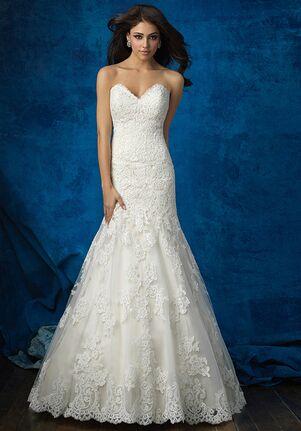 Allure Bridals 9374 A-Line Wedding Dress