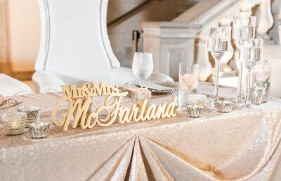 M & T Wedding and Events