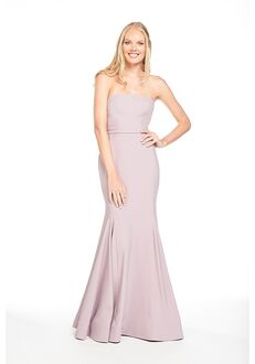 Bari Jay Bridesmaids 2015 Strapless Bridesmaid Dress