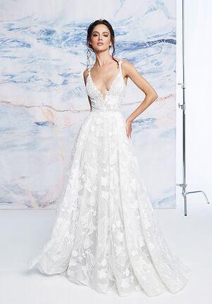 Justin Alexander Signature Cortina A-Line Wedding Dress