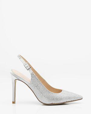 LE CHÂTEAU Wedding Boutique SHOES_361631_092 Black, Gold, Silver, Champagne Shoe
