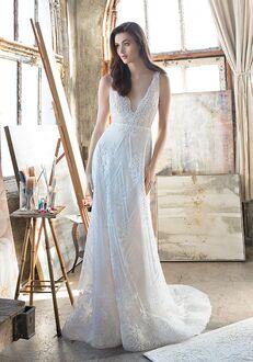 Tara Keely by Lazaro 2810 A-Line Wedding Dress