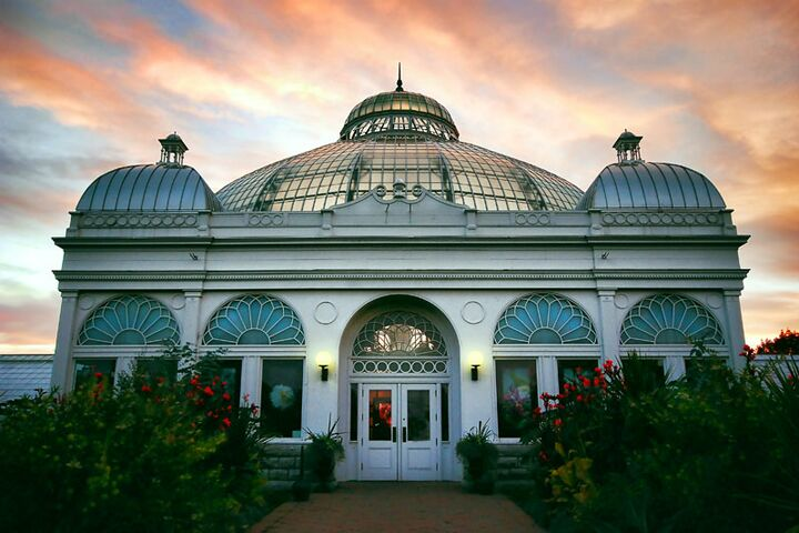 Buffalo and Erie County Botanical Gardens - Buffalo, NY