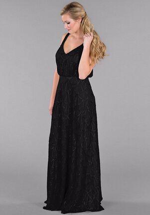 Kennedy Blue Tierney V-Neck Bridesmaid Dress