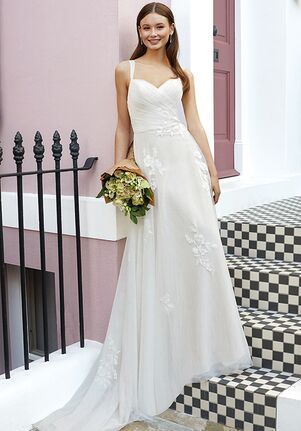 Adore by Justin Alexander 11134 A-Line Wedding Dress